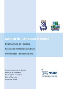 Manual de Condutas Médicas - Pediatria (1)