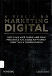 A Biblia do Marketing Digital - Claudio Torres