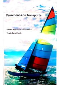 APOSTILA FENÔMENOS DE TRANSPORTE