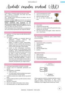 AULA 10 - PM IV - ACIDENTE VASCULAR CEREBRAL (04 11 20)