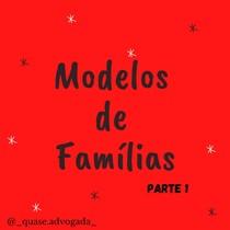 Modelos de Famílias