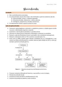 Resumo Glicocorticoides