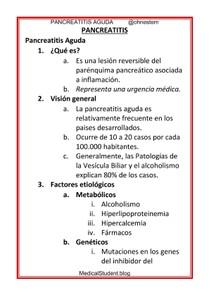 Semiologia Quirúrgica - Pancreatitis Aguda (3p) Mobile