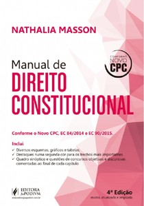 MANUAL DE DIREITO CONSTITUCIONAL -NATHALIA MASSON 2016 grifado