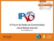 Apresentação IPv6