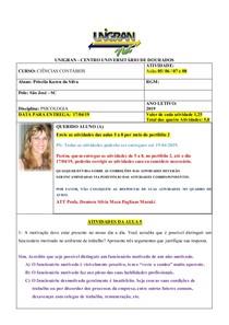 ATIVIDADE 2 - PRISCILA