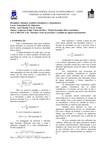 Química Analítica - Relatório 01