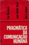 PRAGMÁTICA DA COMUNICAÇÃO HUMANA   LIVRO