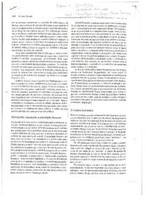 Sociologia do Corpo - Saúde  Doença e Envelhecimento