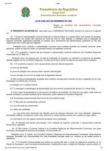 L4886   REPRESENTANTES COMERCIAIS
