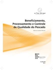 BENEFICIAMENTO, PROCESSAMENTO E CONTROLE DO PESCADO-TÉCNICO EM PESCA