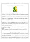 CCJ0008-WL-LC- Alteração da Lei n° 8069 (Estatuto da Criança e do Adolescente)