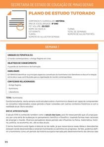 Correção PET 2 História 2021 8º ano PDF