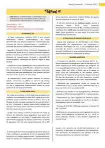Lúpus eritematoso sistêmico - LES