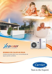 Bomba de Calor   Carrier