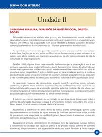 Livro Texto Serviço Social Integrado II