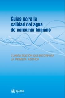 guias para la calidad del agua del consumo humano