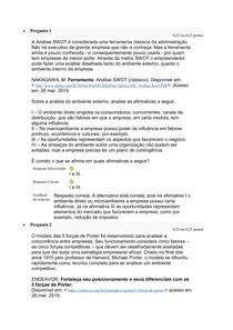 GRA0243 PROCESSO DE NEGÓCIOS E EMPREENDEDORISMO PNA (ON) - 201920 29769122 06 ATV3