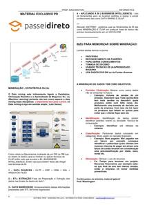 Material Exclsuivo -Mineração de dados e Cia Parte 7