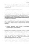 FICHAMENTO - Curso de Direito Constitucional atualizado até a EC nº 52/2006, cap. 7 Aplicabilidade das Normas Constitucionais