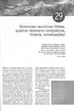 Síndromes neuróticas (fobias, quadros obsessivo compulsivos,histeria,somatizações)   DALGALARRONDO