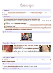 Sarampo - Resumo