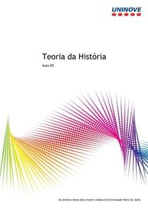 5-A documentação como fonte histórica