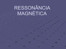Física da Ressonância Magnética