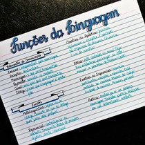 Resumo - Funções da Linguagem