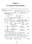 VIBRAÇÃO - RAO - SOLUÇÃO - CAP.5 -  4ºEd