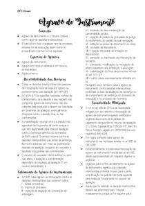 Processo Civil- Recursos- Agravo de Instrumento