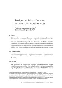 serviços sociais autonomos floriano