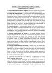 REPERCUSSÕES SOCIAIS DA NORMA JURÍDICA FORMALMENTE VÁLIDA