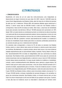 Estomatologia_Câncer