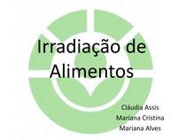 Irradiação de Alimentos (1)