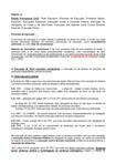Ponto 14 - Processo Civil