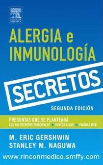 ALERGIA E INMUNOLOGIA SECRETOS español