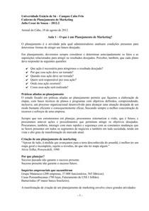 Caderno de Planejamento de MKT