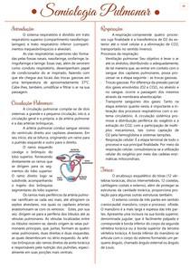 Semiologia Pulmonar