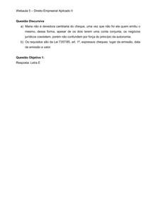 Web 5 - Empresarial II
