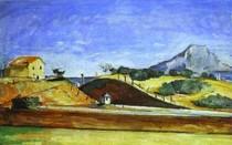 Paul Paul Cézanne - That course puncture