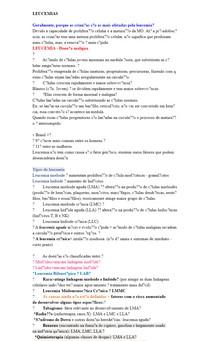 LEUCEMIAS (Resumo)
