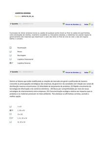AVALIANDO APRENDIZADO EXERCICIO 1 á 5