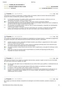 CCJ0056 WL Direito Internacional BDQ Simulado Prova 086