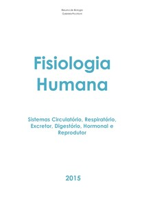 Biologia: Fisiologia Humana