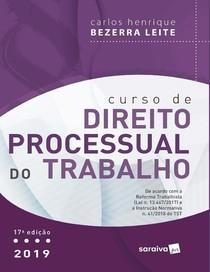 Curso de Direito Processual do Trabalho Bezerra Leite 2019