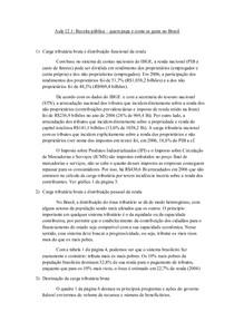 Aula 12 parte 1 Tributação