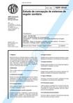 NBR 9648 86   Estudos de Concepção de Sistemas de Esgoto Sanitário