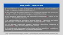 Português - CRASE