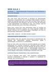 WEB AULA 1 6º semestre